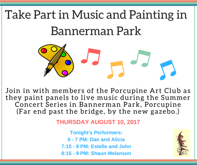 Art and Music in the Park